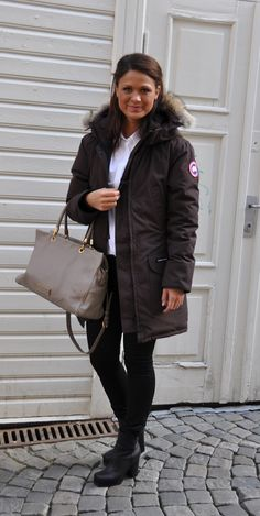Great looking parka!