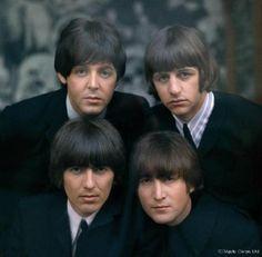 ビートルズ 64年6月オーストラリア・メルボルン公演の映像がYouTubeに - amass