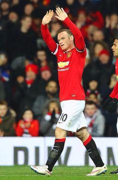 Rooney on Boxing Day '14 vs Newcastle @ OT (2goals ⚽️⚽️)