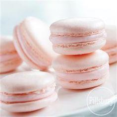 Pink Lemonade #Macarons from Pillsbury® Baking