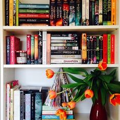 What Your Bookshelves Look Like On Instagram