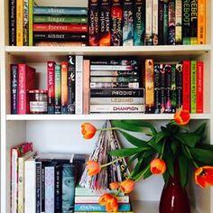Votre bibliothèque sur Instagram: | Les amateurs de lecture sur Instagram vs. dans la vraie vie