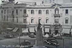 Mustafa Kamel Pasha Square _ Cairo 1945