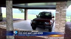 DHS Raid Home To Seize Land Rover For Violation Of EPA Regulations   Posted on July 29, 2014  Read more at http://conservativebyte.com/2014/07/dhs-raid-home-seize-land-rover-violation-epa-regulations/#u4OuVi8JBTZ7dm33.99
