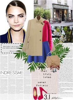 """Cara"" by esse-is-for-sabrina ❤ liked on Polyvore"