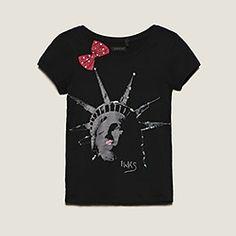 Idée cadeau de noël : Tee-shirt Kid Fille