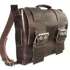 No-Stitch  Workingbag met binnentas voor i-pad Custom made.