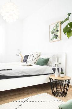 Prise Grün Im Schlafzimmer