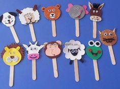 Animal crafts for kids, diy crafts for kids, lolly stick craft Lolly Stick Craft, Popsicle Stick Crafts For Kids, Animal Crafts For Kids, Summer Crafts For Kids, Popsicle Sticks, Craft Stick Crafts, Toddler Crafts, Crafts For Teens, Animals For Kids
