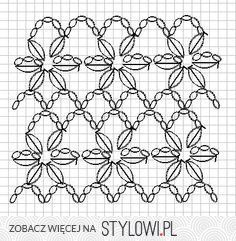 World crochet: Pattern 64 Crochet Motif Patterns, Granny Square Crochet Pattern, Crochet Borders, Crochet Diagram, Crochet Chart, Crochet Basics, Crochet Designs, Crochet Lace, Stitch Patterns