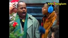 FAMILY MATTERS) Christmas in Train STEVE URKEL Full Episode 3D ...