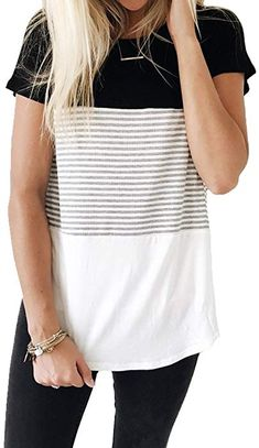 853b752ee 26 Inexpensive Tees You'll Want To Buy In Every Color