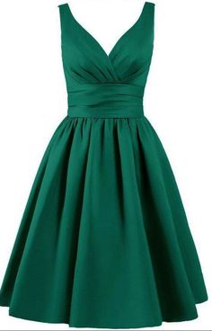 green homecoming dress,short prom dresses ,ball gown