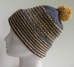 Ravelry: Morehouse Farm Knapster Hat by Morehouse Designs pattern by Morehouse Designs