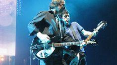 Peter Buck & Johnny Marr