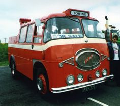 ERF Bus recovery