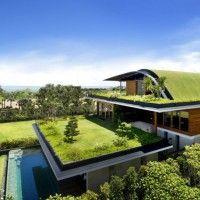 Sky Garden 'Meera' House Designed By Guz Architects