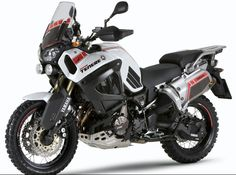 Yamaha Super Tenere Worldcrosser 3 Moto Enduro, Enduro Motorcycle, Motos Yamaha, Yamaha Motorcycles, Sport Motorcycles, Vespa Helmet, Street Moto, Super Tenere, Motogp Valentino Rossi