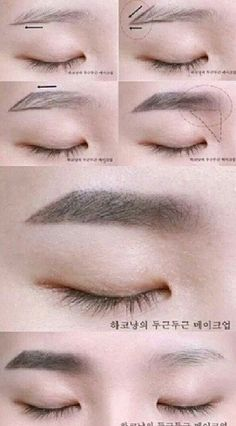 Eyebrow Tutorials Related Keywords & Suggestions - Eyebrow Tutorials ...