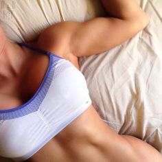 a little post-workout R&R