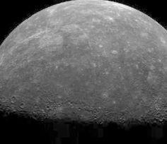 El planeta Mercurio se ha encogido