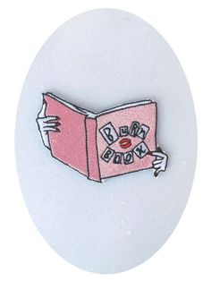 Burn Book Patch - £4.07 https://www.etsy.com/listing/260569546/the-burn-book-patch?ref=fp_item&atr_uid=21636708&aref=72471894939 #patches