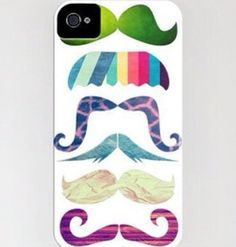 Mustache case!!!!!