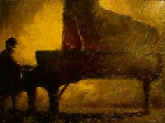 piano paintings - Google Search