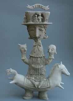 keramik 023 by Elya Yalonetski ARTE24.EU, via Flickr