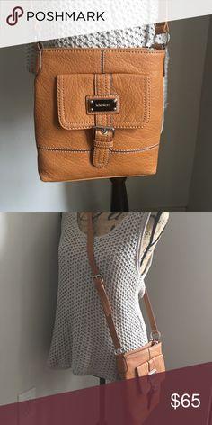 Nine West Crossbody bag New crossbody bag! Adjustable strap and soft material. Nine West Bags Crossbody Bags