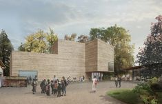 Peter Zumthor Unveils Designs for Beyeler Foundation Addition
