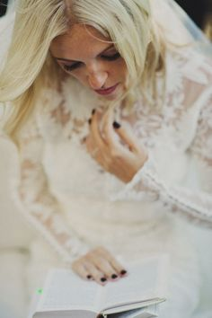 Rue de Seine wedding dress | Photography by Dan O'Day