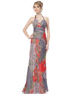 Ever Pretty Stunning Printed Halter Empired Waist Full Length Evening Gown 09059 http://www.amazon.com/exec/obidos/ASIN/B006WJIJPG/hpb2-20/ASIN/B006WJIJPG