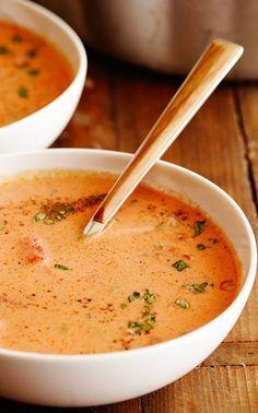 Sopa de tomate (inglés)