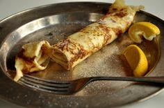 English Pancake recipe - Enjoy