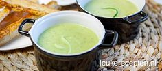 komkommersoep Sugar Free, Foodies, Good Food, Food And Drink, Low Carb, Pudding, Healthy Recipes, Cooking, Ethnic Recipes