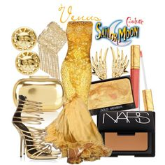 """Princess Venus"" by sailormooncloset on Polyvore"