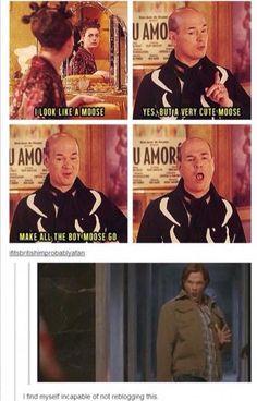 The Princess Diaries meets Supernatural