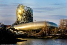 A Cidade do Vinho em Bordeaux - Alessandra Esteves