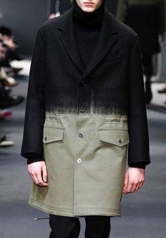 Neil Barrett F/W 2015 Menswear Milan Fashion Week
