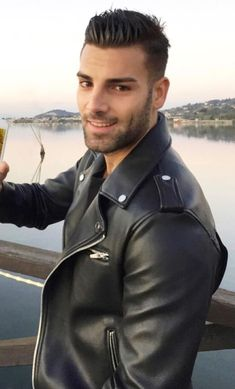 Mens leather jackets.  Leather jackets certainly are a vital part of every single man's set of clothes. Men need to have jackets for assorted functions as well as some climate conditions