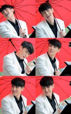 Nichkhun in red Jay Park, Beautiful Voice, Beautiful Boys, Sung Joon, Song Daehan, Taecyeon, You're My Favorite, Woo Young, Kpop Guys