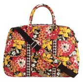 Grand Traveler   Vera Bradley  Just ordered for our family vacation. Favorite new pattern!
