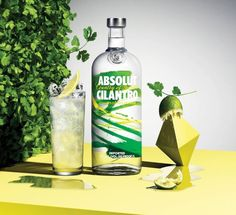 Absolut Drink!!! This assures to chill you up after the sort of hot day it's been today! #Cheers #Saturday