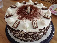 Beste Rezeptesammlung: Kinderpingui - Torte