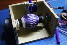 Picture of Cheap and Simple Arduino Eggbot