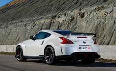 Updated Nissan 370Z Nismo Revealed