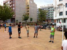 Festa del Bàsquet al Parc Beat Ferreres (26-6-2014). 25