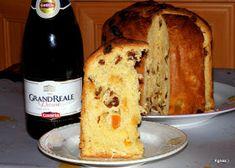 Ágnes:) szakácskönyve: Panettone, cilinder kalács - az olasz karácsonyi kuglóf Dessert Recipes, Desserts, Banana Bread, French Toast, Food And Drink, Sweets, Breakfast, Drinks, Blog