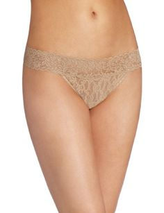 Black Friday Maidenform Women's All Lace Thong Panty, Body Beige, One Size from Maidenform Cyber Monday Lingerie Party, Sexy Lingerie, Underwear, Stockings, Two Piece Skirt Set, Beige, Honeymoon Bikini, Lace, Bikinis